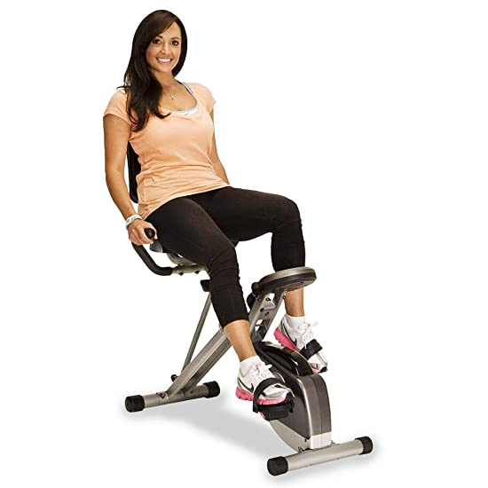 side facing exerpeutic 300sr recumbent exercise bike