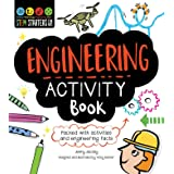 STEM Starters for Kids Engineering Activity Book: Packed with Activities and Engineering Facts