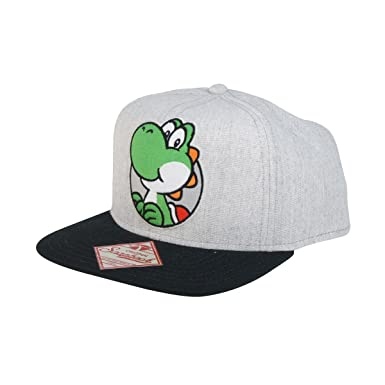 Nintendo Snapback Cap Yoshi and Egg [Other Platform] Meroncourt f8v8Dcj5