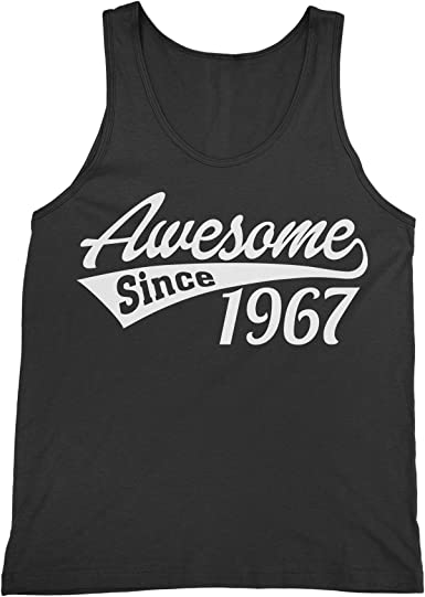 Amazon.com: ShirtInvaders Awesome desde 1965 – 53 cumpleaños ...