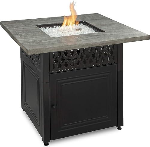 Endless Summer Dakota LP Gas Outdoor Fire Pit Table