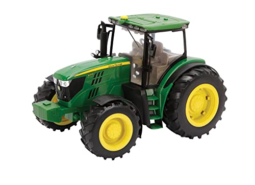 Britains Big Farm 1 16 John Deere Toy 6210r Tractor Collectable