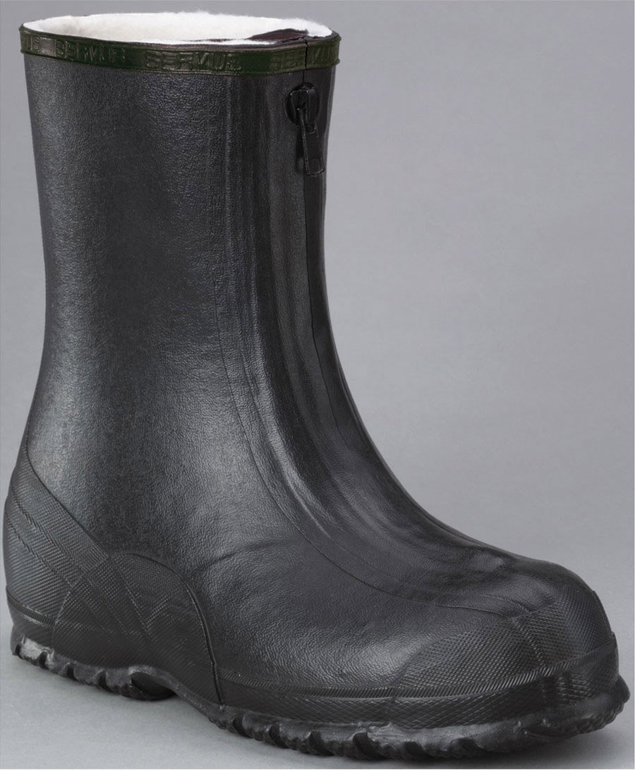 Ranger 12 Quot Rubber Oversized Insulated Men S Dress Overboots Black T315 T315 Blm 110