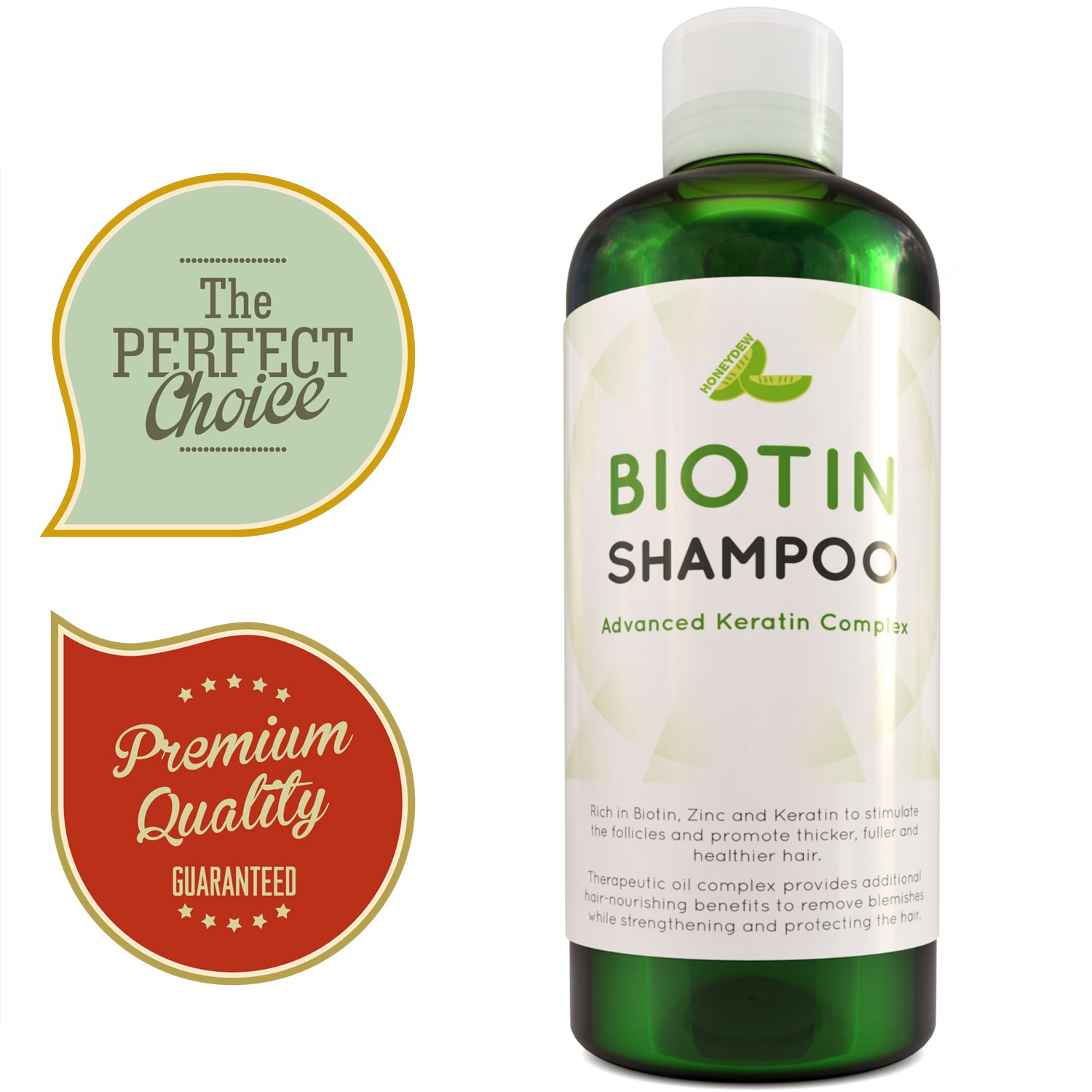 5/10 Best shampoos for hair growth faster biotin shampoo image