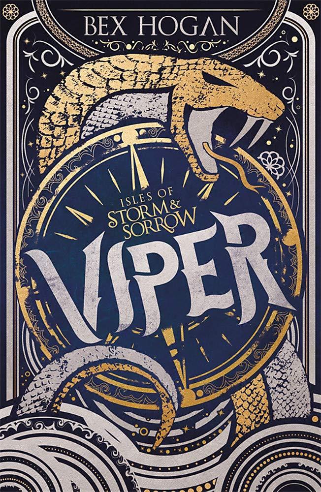 Isles Of Storm And Sorrow Viper: Hogan, Bex: 9781510105836: Amazon.com:  Books
