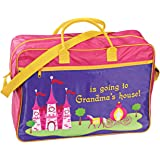 Personalized Girls Going to Grandma's Tote