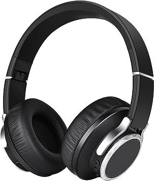 Elekele®Casque Bluetooth, Casque Stéréo sans