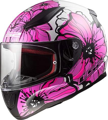 Casque int/égral GT2 Graphic Lady Custom Black//Pink S Casque de moto int/égral en polycarbonate Casque id/éal en milieu urbain Astone Helmets Casque de moto femme