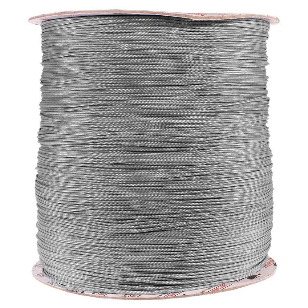 PARACORD PLANET 1.8 MM Dyneema Speed Lace - 10 Feet - Gray Color - Unbreakable and Lightweight Fiber