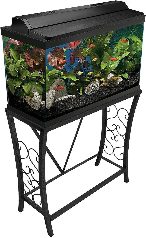 Aquatic Fundamentals Metal Aquarium Stand