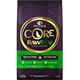 Wellness Core Rawrev Natural Grain Free Dry Dog Food, Wild Game Duck, Wild Boar & Rabbit With Freeze Dried Lamb, 18…