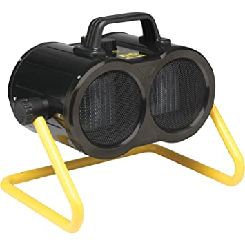 Dimplex DIMDXTT3 Twin Turbo calentador de cerámica de 3 kW