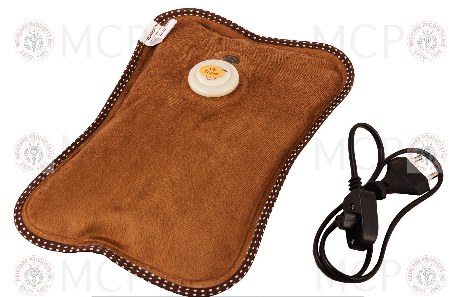 Electric Heat Bag Hot Gel Bottle Pouch Massager Warm for Winter Aches reliever Rectangle Shaped