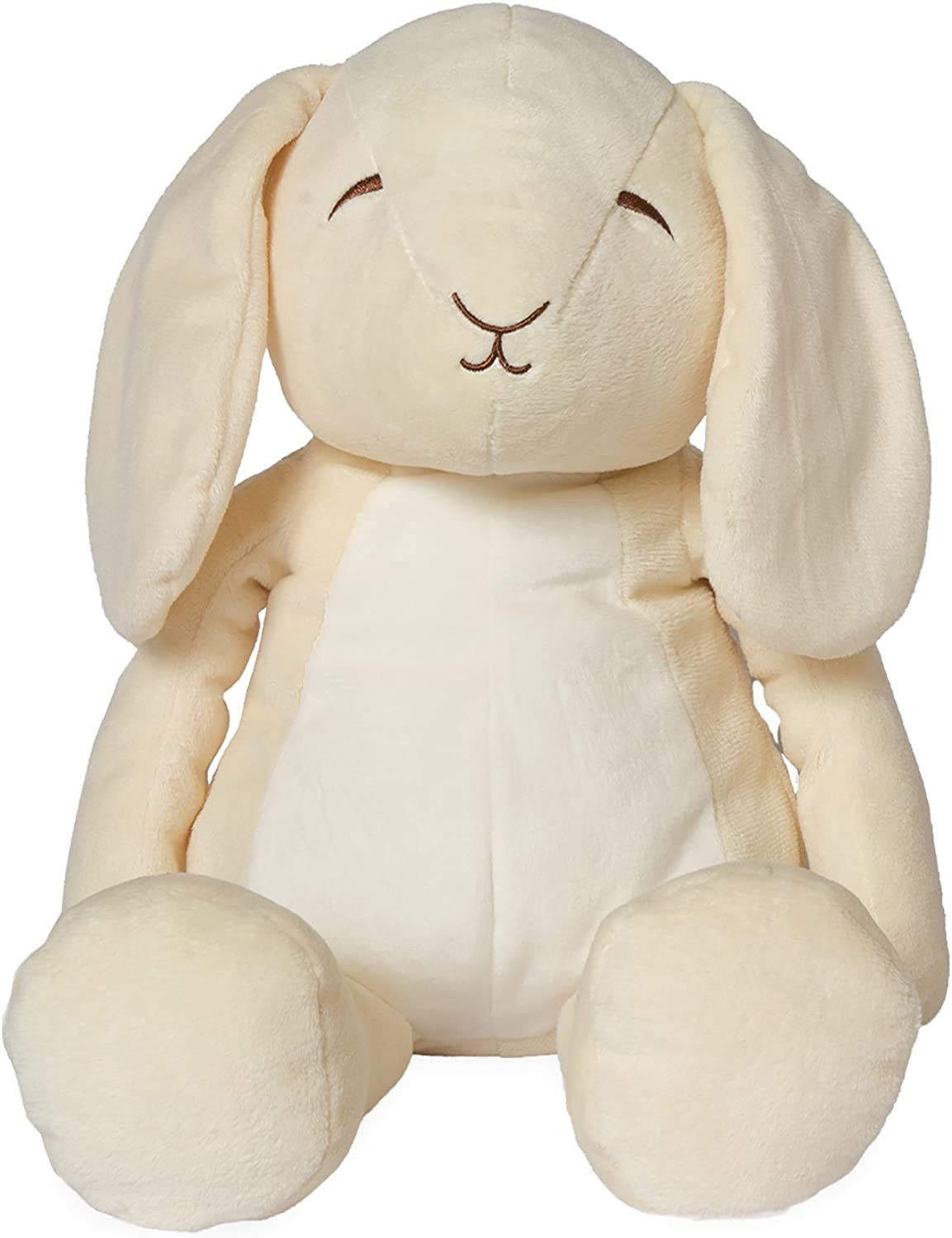 "Manhattan Toy Huggables Daisy Bunny 10"" Plush"