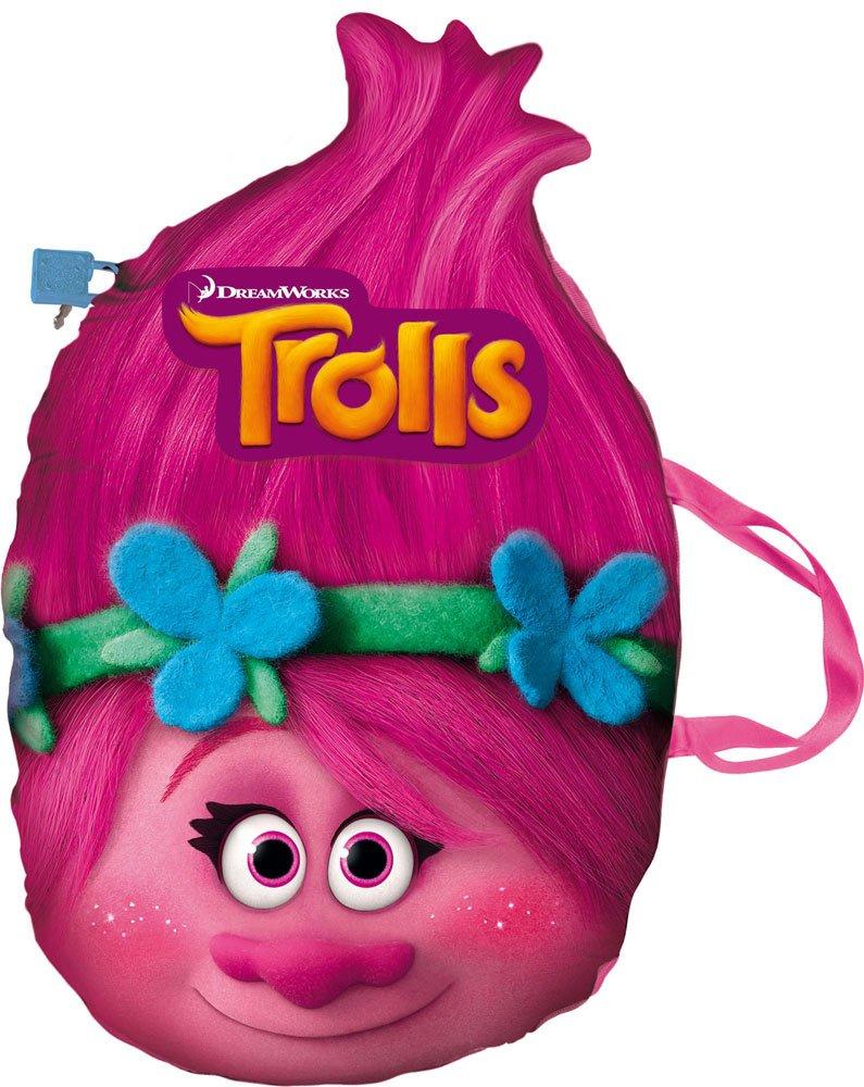 IMC Toys - Coussin Secret Trolls - 235014 235014TL