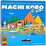 Pandasaurus Games Machi Koro Expansion - Requires Machi Koro Base Game - Board Games - Adult Games for Game Night - Card…
