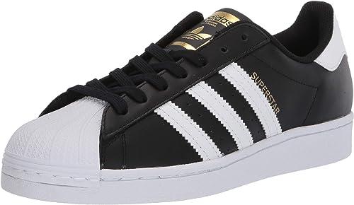 Adidas ORIGINALS Superstar Zapatillas para Mujer, Negro ...