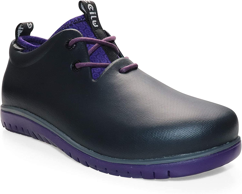 CCILU Women/'s Panto Pola Waterproof Rain Boots