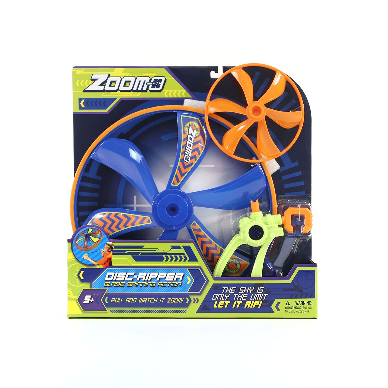 Zoomo Disc Ripper