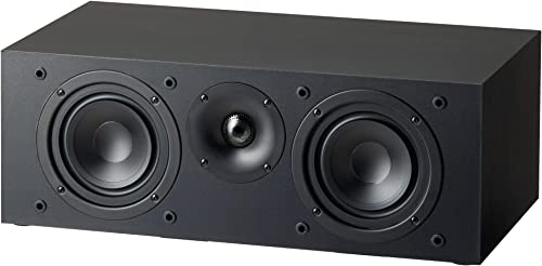 Paradigm Monitor SE 2000C Center Channel Speaker Matte Black