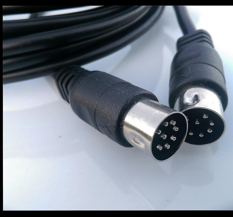 Powerlink 8 Pin DIN-MK 2 komplett verdrahtet: Amazon.de: Elektronik