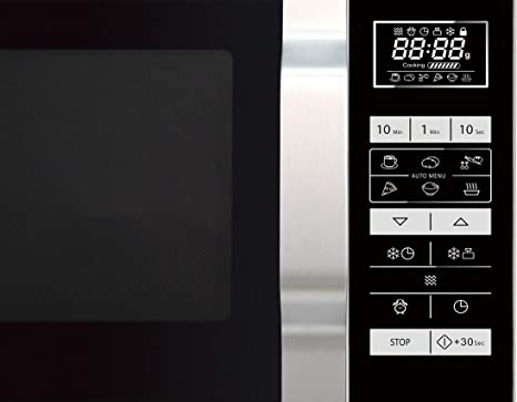 Sharp Home Appliances R-360S Encimera Solo - Microondas (Encimera ...