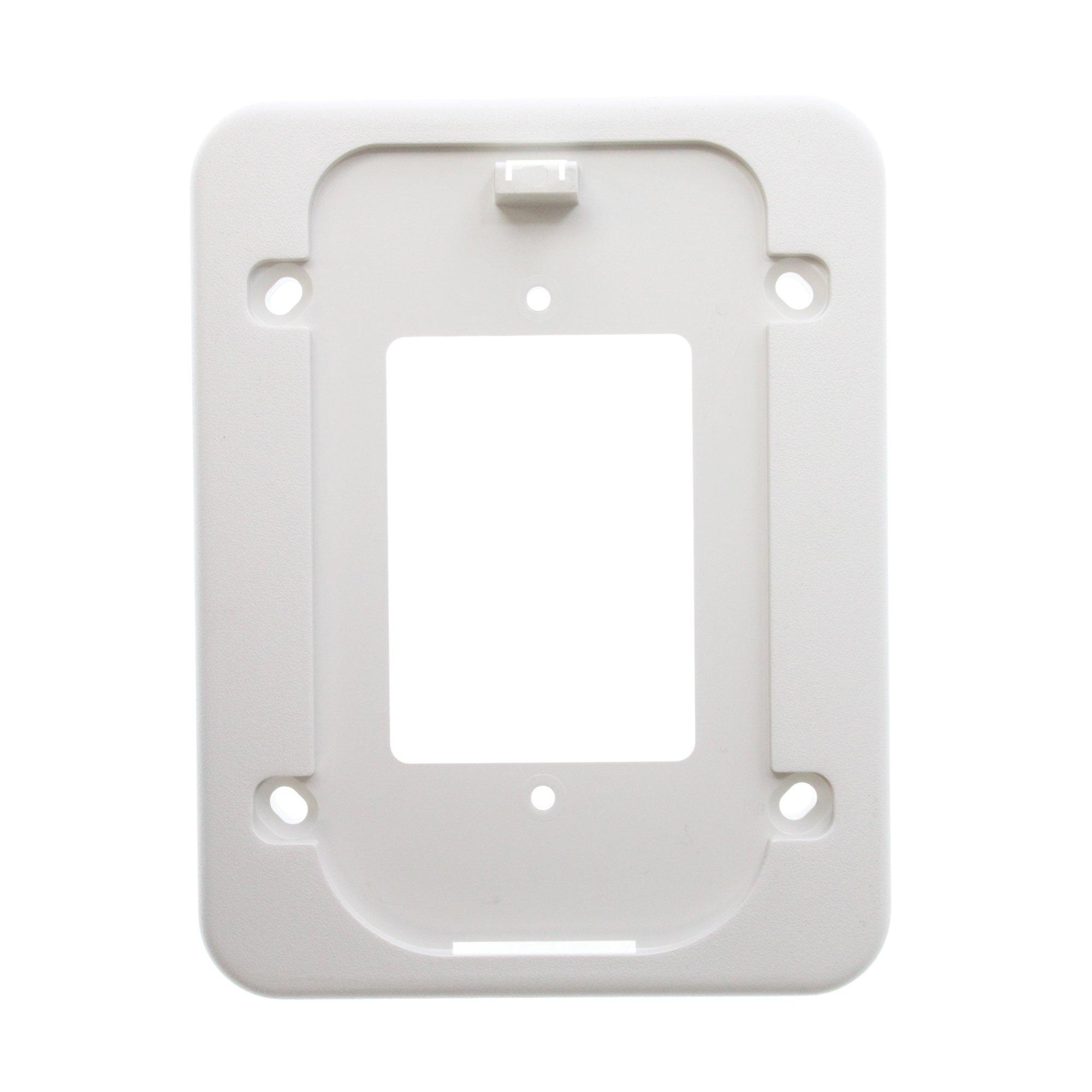 System Sensor BBSW SpectrAlert Advance Alarm Wall Mount Back Box Skirt