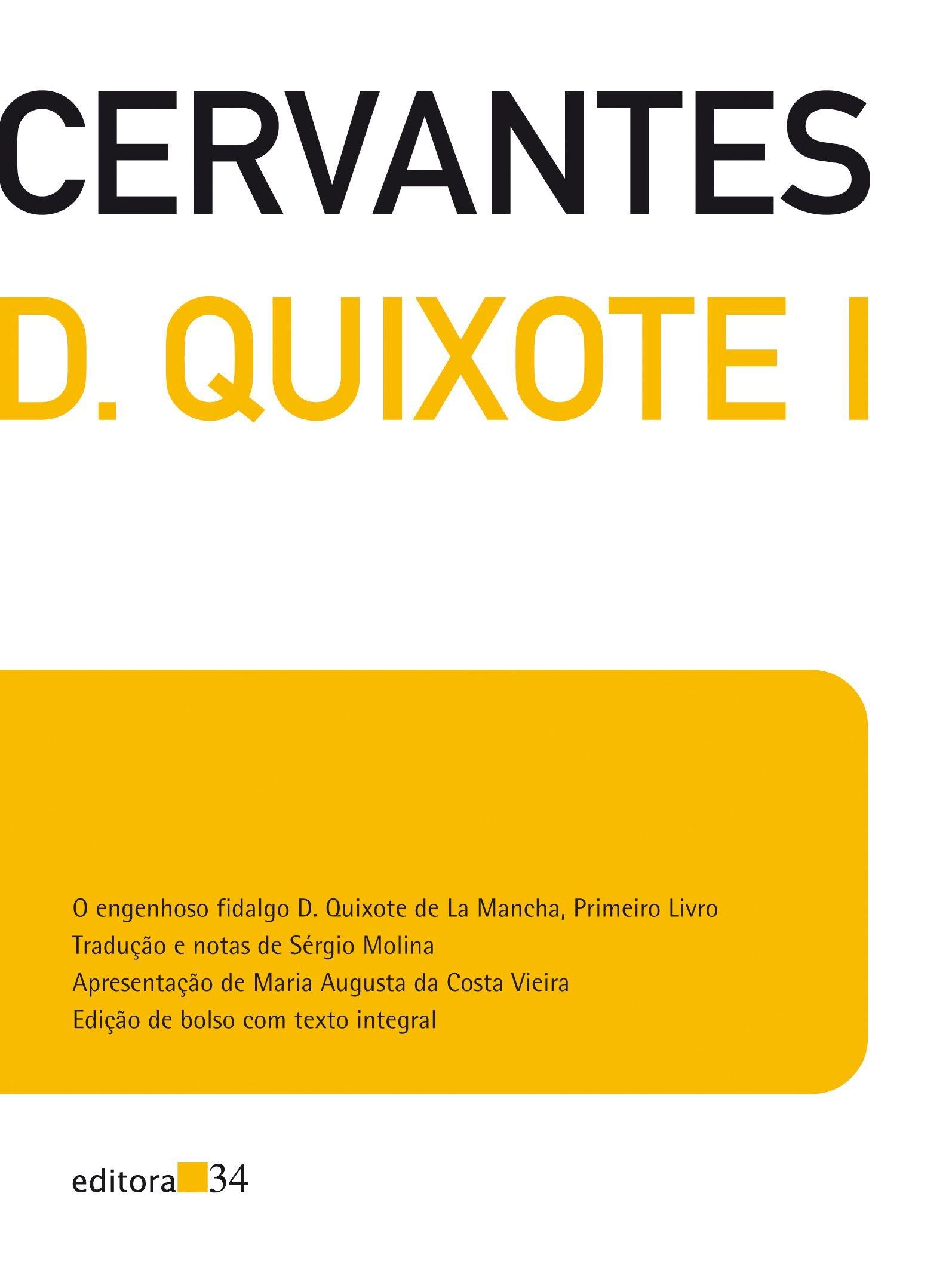 Dom Quixote: Edição de bolso - Livros da Bela