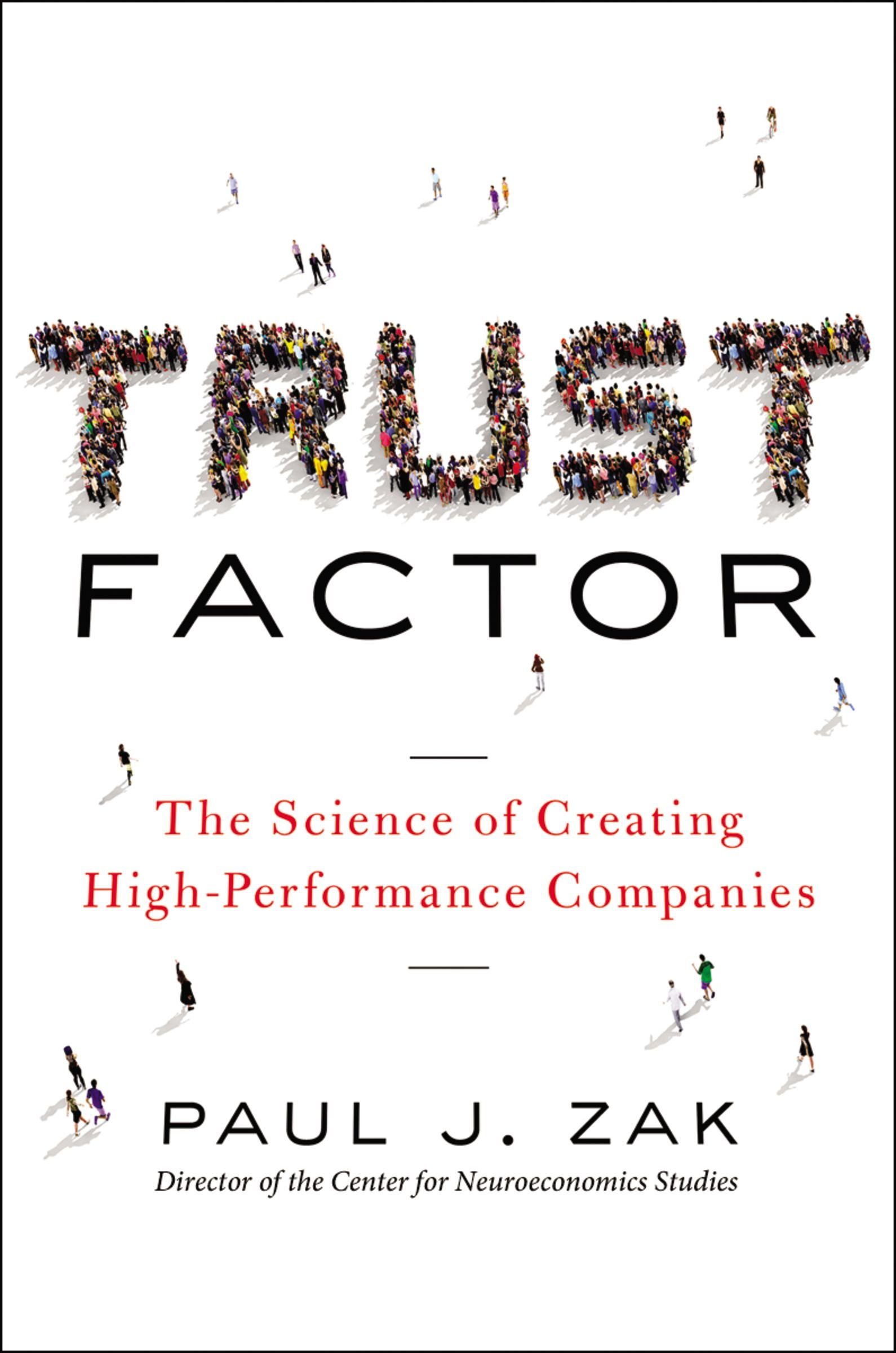 Trust Factor Creating High Performance Companies product image