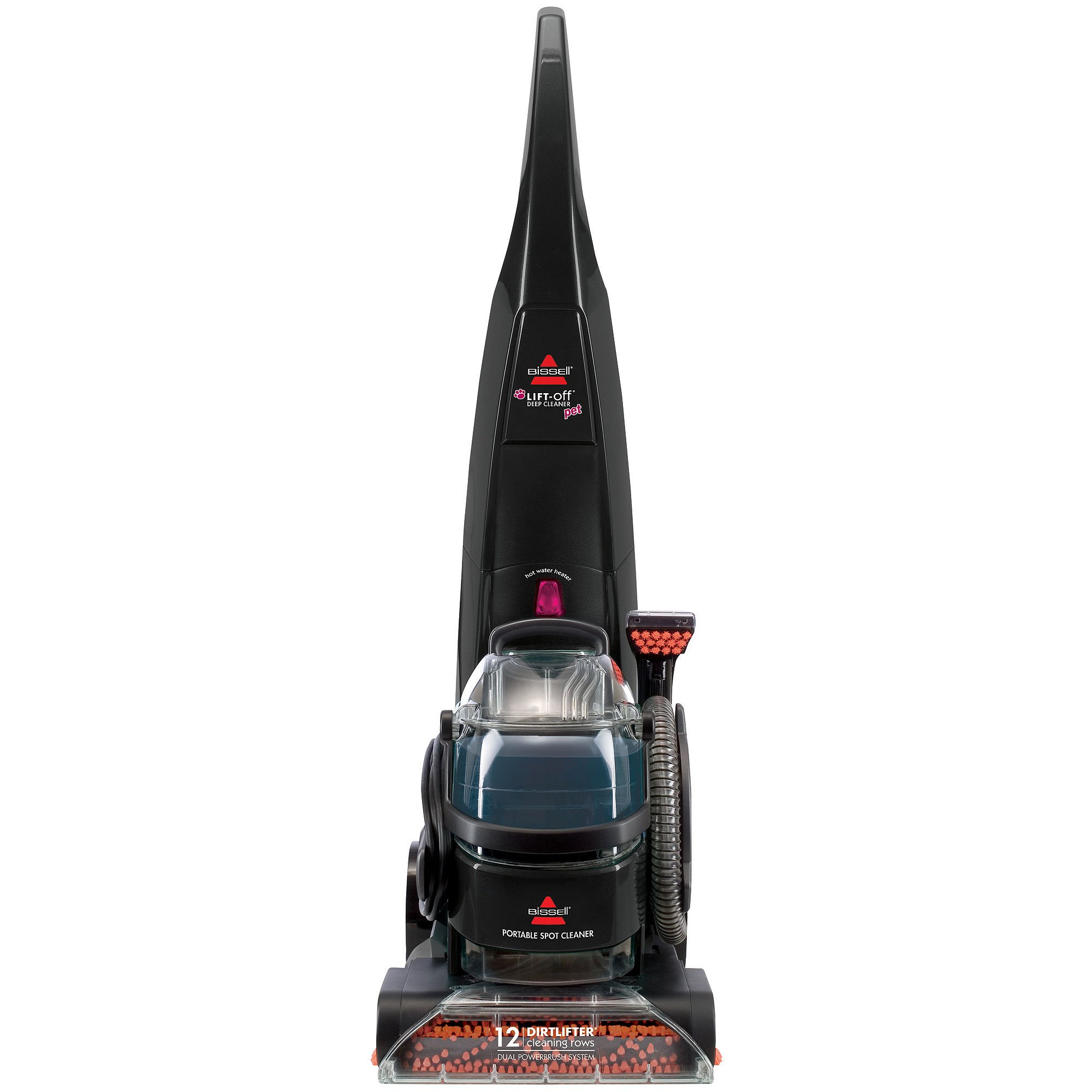 Bissell DeepClean Lift-Off 66E12 Pet 2-in-1 Spot Cleaner
