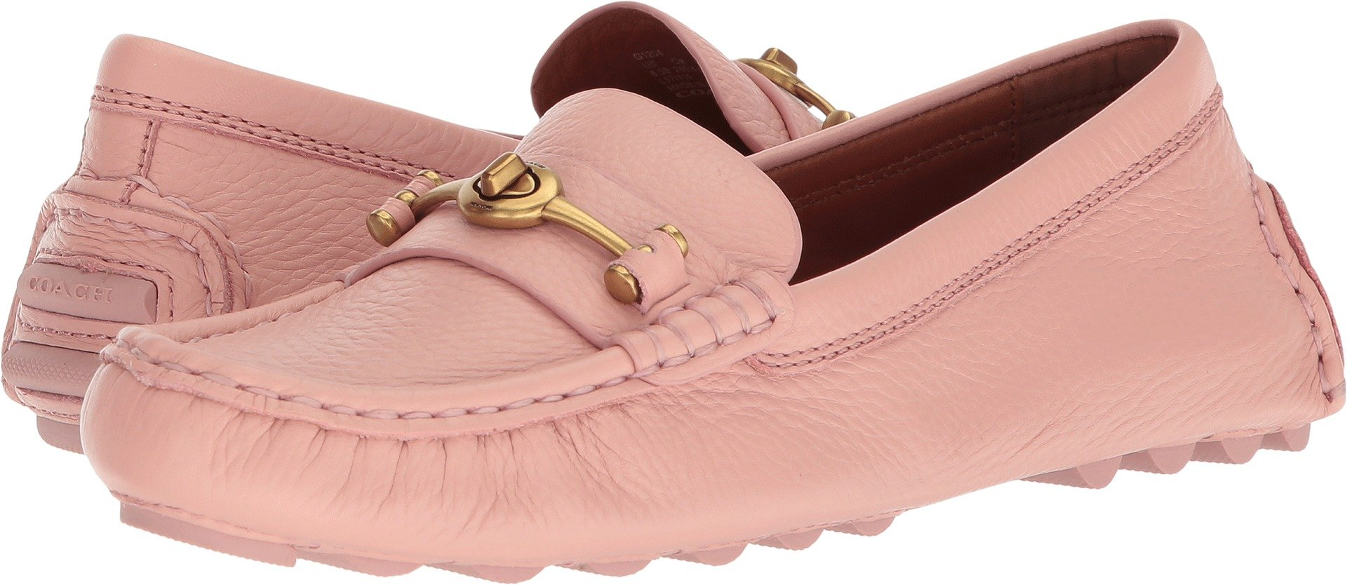 Coach Women's Crosby Driver Peony Leather 8 M US