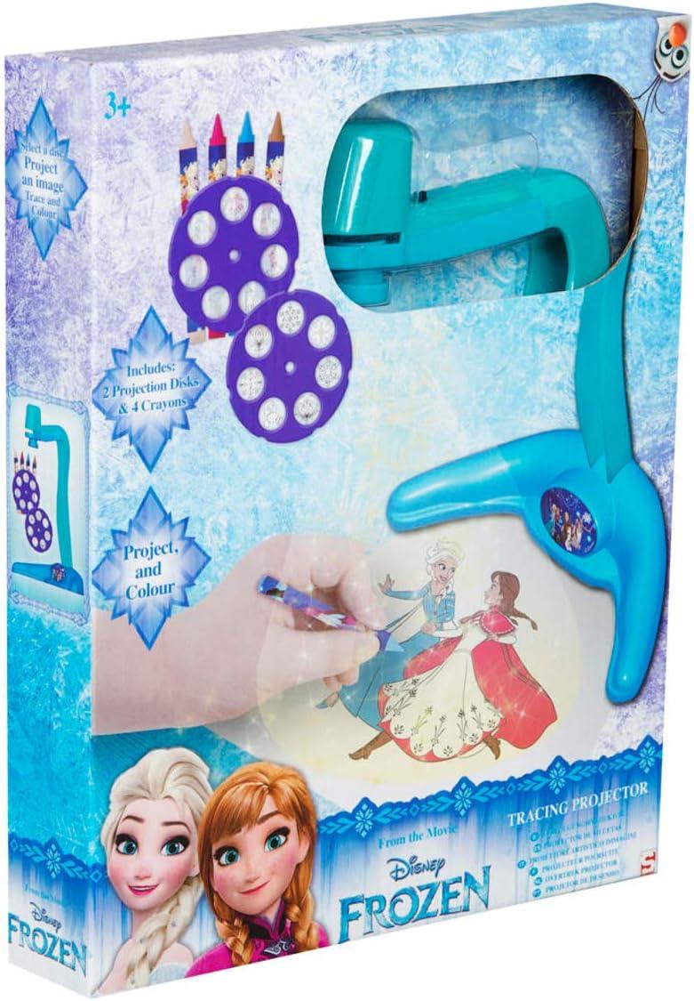 Sambro DFR15-Y17-4516 Frozen - Proyector Pequeño , Color Azul ...