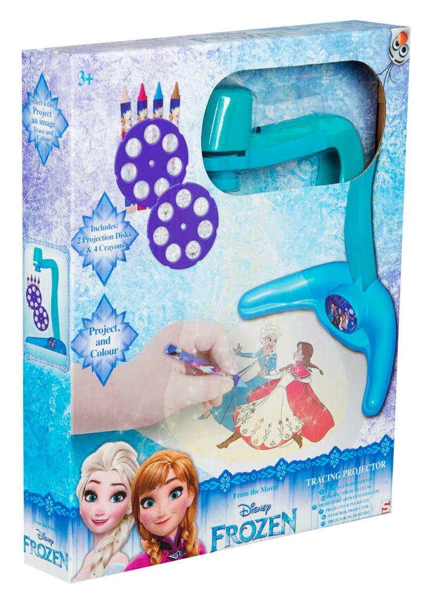 Sambro DFR15-Y17-4516 Frozen - Proyector Pequeño , Color Azul