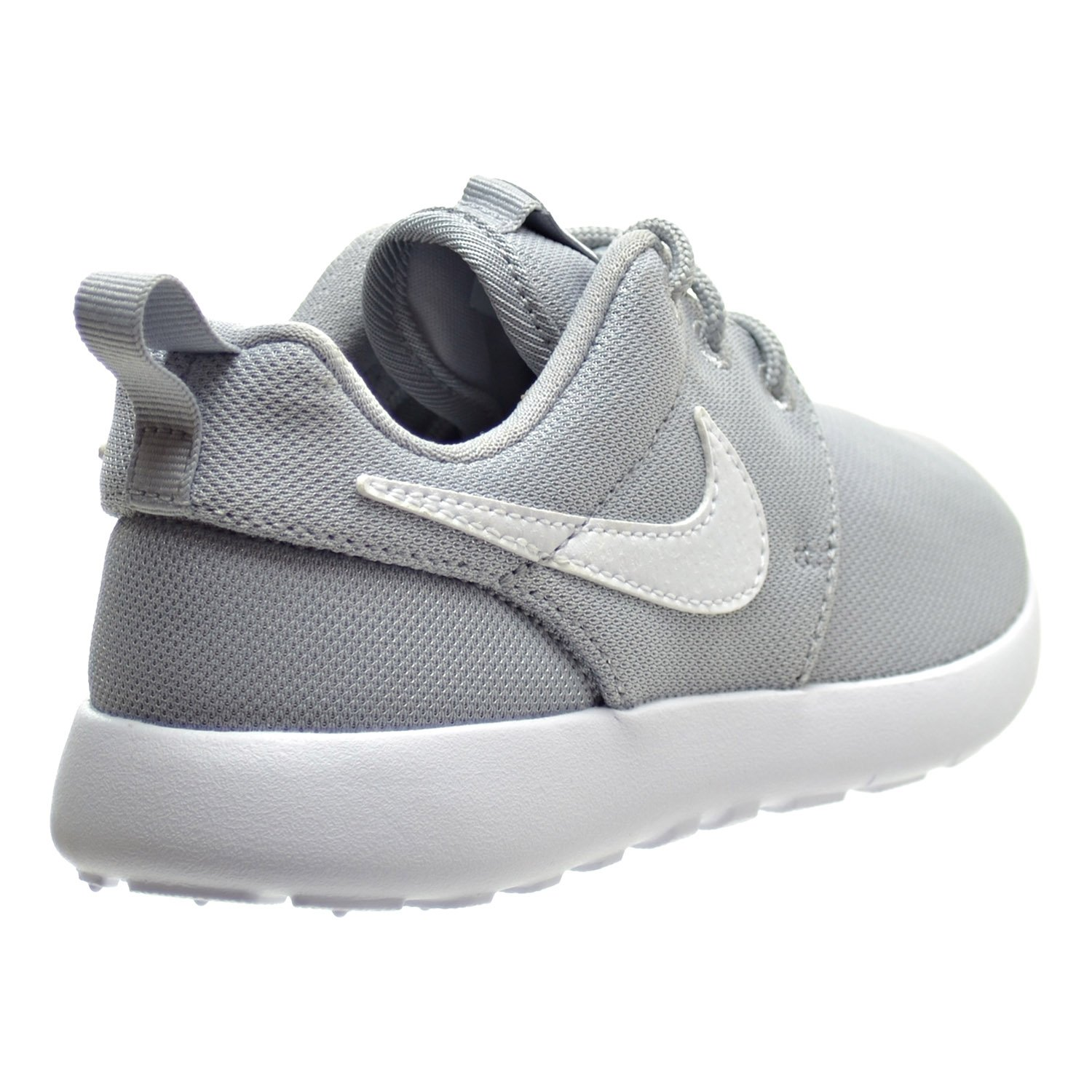 PS Little Kid/'s Shoes Wolf Grey//White 749427-033 Nike Roshe One