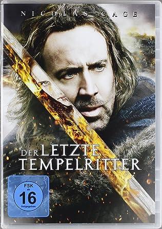 Der letzte Tempelritter [Alemania] [DVD]: Amazon.es: Nicolas ...