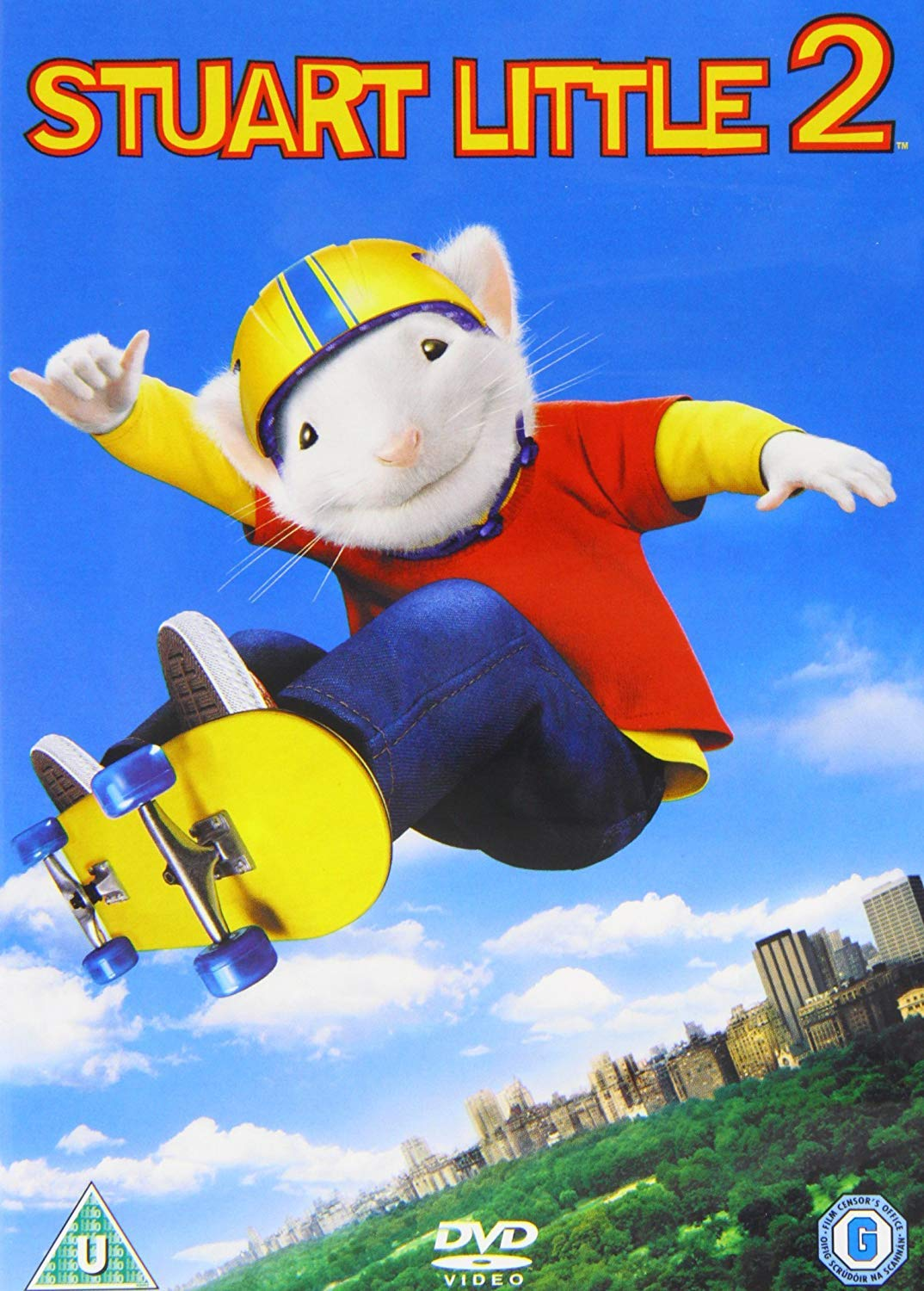 Amazon Com Stuart Little 2 Dvd Movies Tv