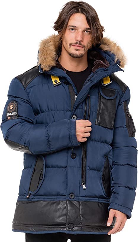 Geographical Norway Bendorf, Parka para Hombre