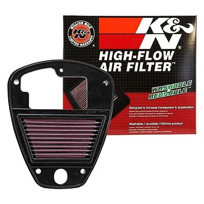 K&N Engine Air Filter: High Performance, Premium, Powersport Air Filter: 2006-2020 KAWASAKI (VN900 Vulcan Classic, LT, Vulcan Custom) KA-9006: Automotive