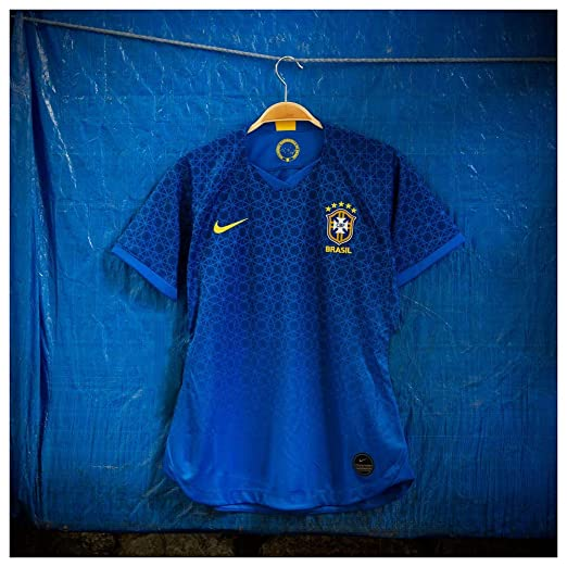 Amazon.com : Nike Brazil Womens Away Jersey 2019-2020 ...