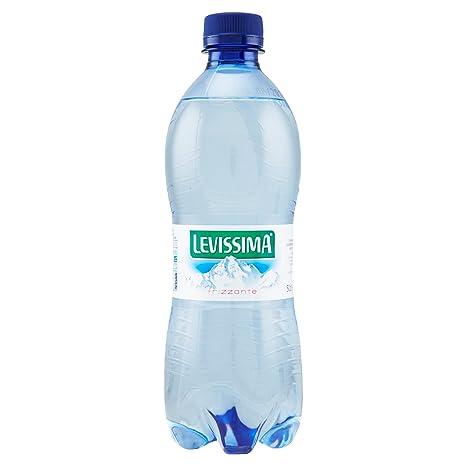 MUY PEQUEÑA Mineral Water Mineral Sparkling Small Bottle 50cl x 6: Amazon.es: Alimentación y bebidas
