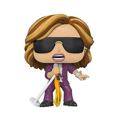 Funko Pop! Rocks: Aerosmith - Steven Tyler: Toys & Games