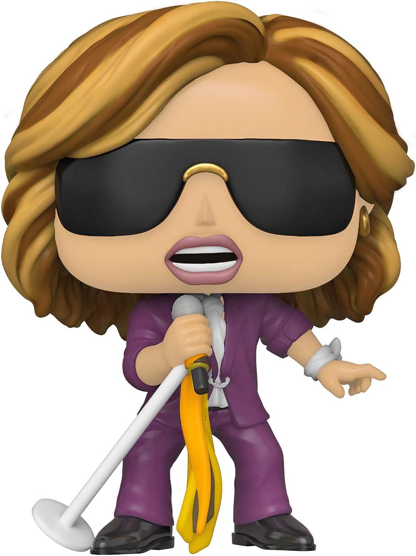 Funko Pop! Rocks: Aerosmith - Steven Tyler, Multicolor