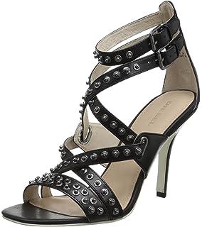 Diesel Womens Atomic Blondie Rivette Dress Sandal