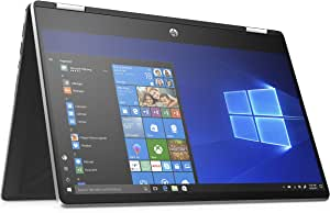 HP Pavilion x360 14-dh1013ne Core i3-10110U 4.1 GHz Convertible Notebookdual, 8 GB RAM, 512 GB Intel UHD Graphics, Windows 10 Home - Silver