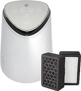 Silveronyx purificador de aire con True HEPA filtro, Alérgenos y olor limpiador de reducción, UV, mejor hogar Filtro ...