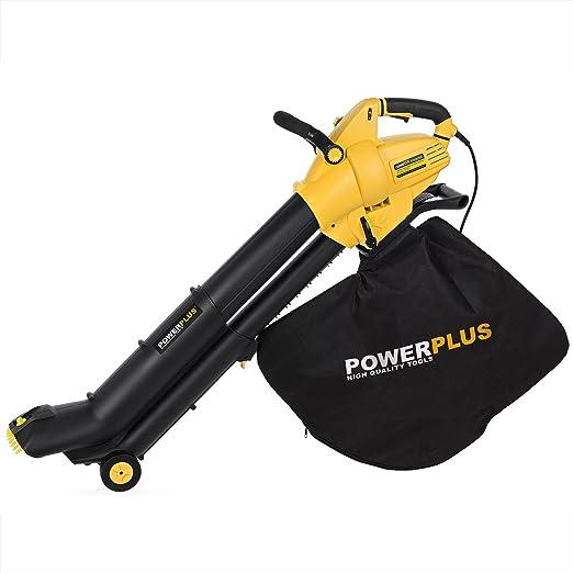 POWERPLUS POWXG4037 - Aspirador/soplador de hojas 3000w: Amazon.es ...