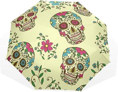 parapluie tête de mort 2