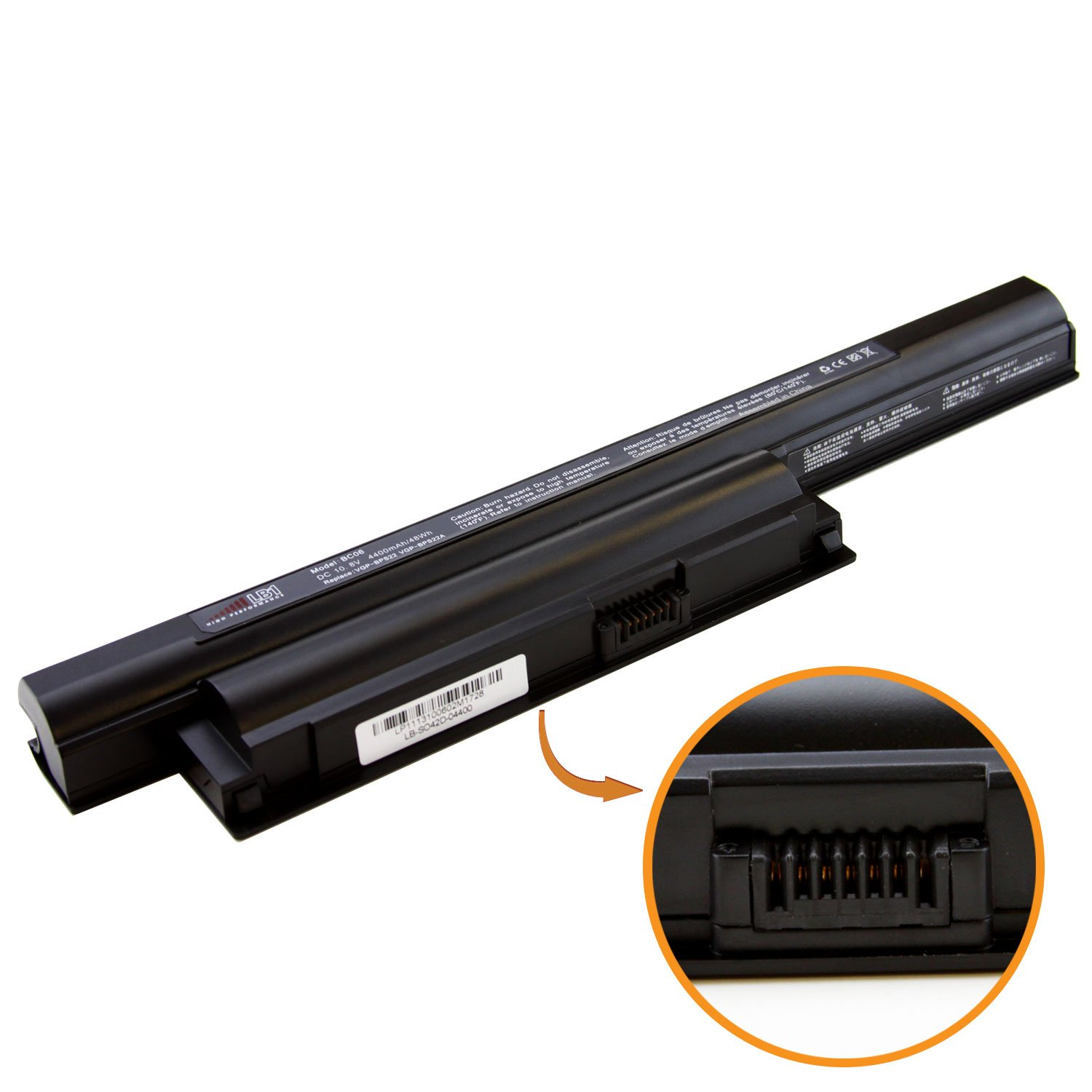 Amazon.com: LB1 High Performance New Laptop battery for Sony VGP-BPS22 for Notebook Sony VGP-BPS22 for Computer Sony VGP-BPS22: Computers & Accessories
