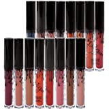 Froomer 16 Colors Waterproof Long Lasting Matte...