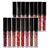 Amazon Price History for:Froomer 16 Colors Waterproof Long Lasting Matte Liquid Lipstick Beauty Lip Gloss (16PCS)